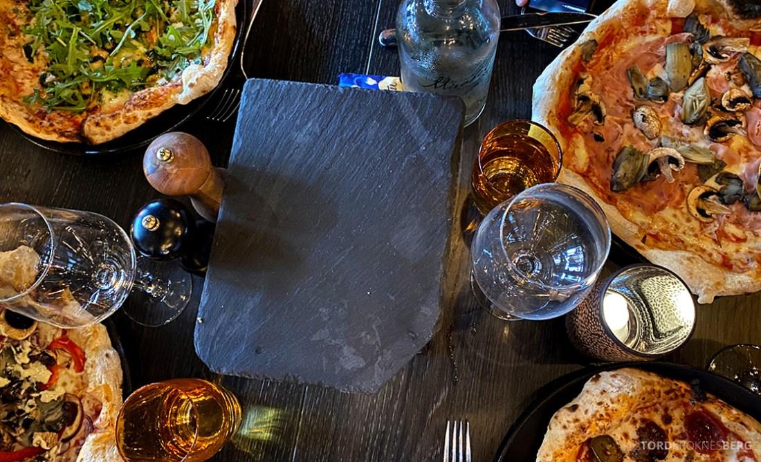 Mirabel Restaurant Sørenga Oslo pizza