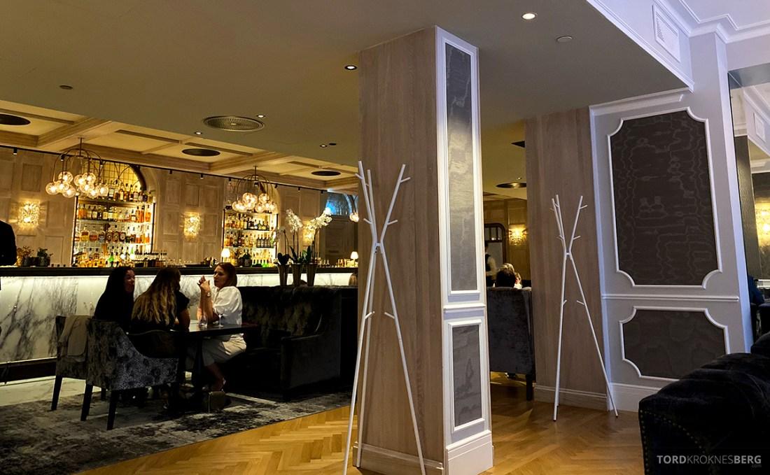 Britannia Hotel Trondheim bar