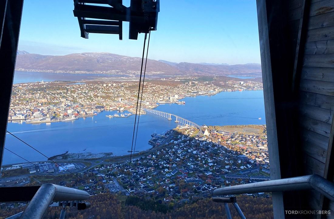 Fjellheisen Tur Tromsø snart oppe