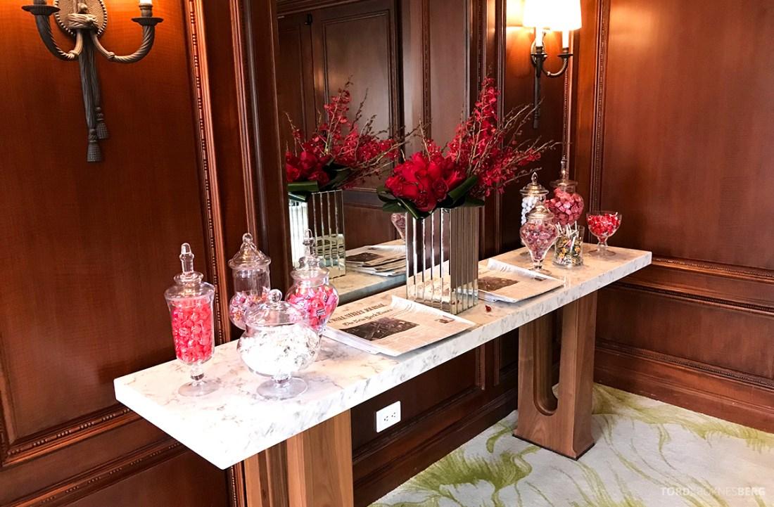 Ritz-Carlton Hotel New York Central Park Club Lounge avis