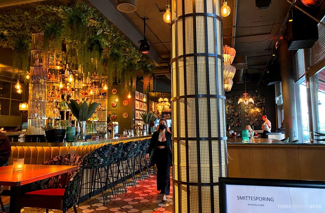 Amazonia Bar Tjuvholmen Oslo velkommen