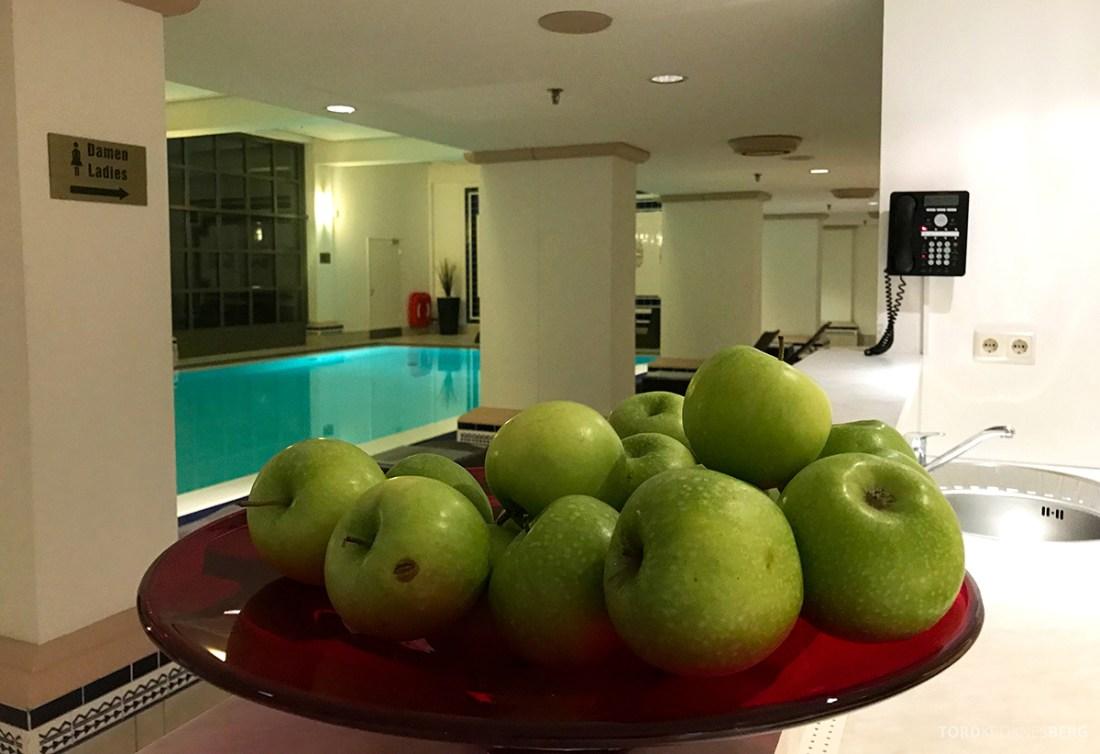 Marriott Hamburg Hotel frukt basseng
