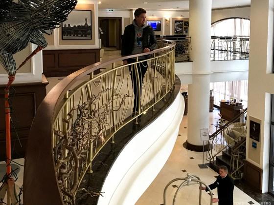 Radisson Blu Hotel Kyiv Podil Tord Kroknes Berg lobby