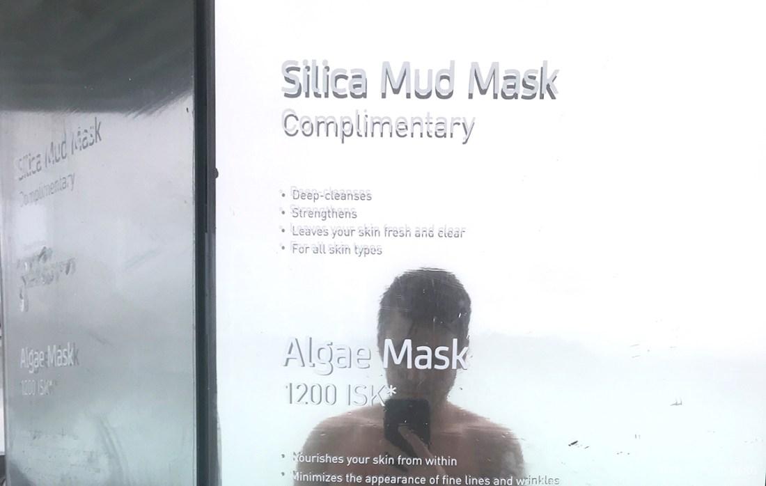 Blue Lagoon Island gratis ansiktsmaske
