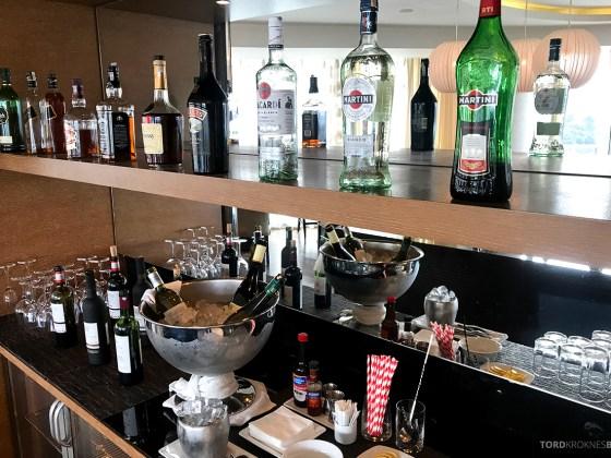 JW Marriott Absheron Hotel Baku Executive Lounge alkohol
