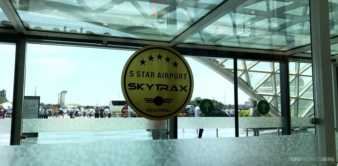 Turkish Airlines Economy Class Istanbul Baku airport