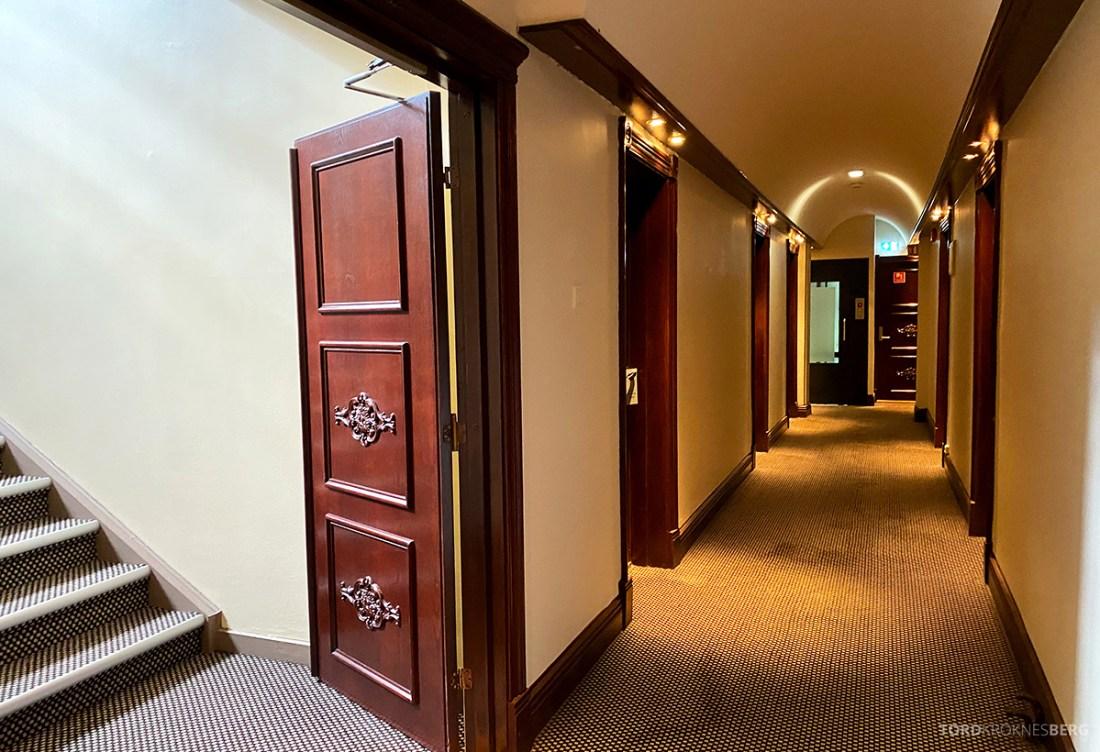 Clarion Collection Hotel Gabelshus Oslo korridor