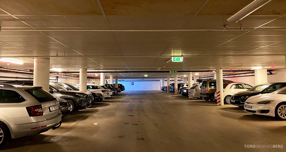 Farris Bad Larvik parkering