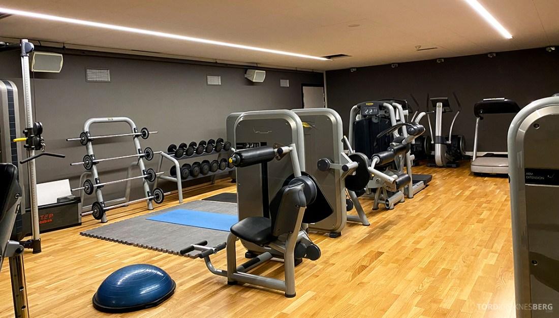 Farris Bad Larvik fitness
