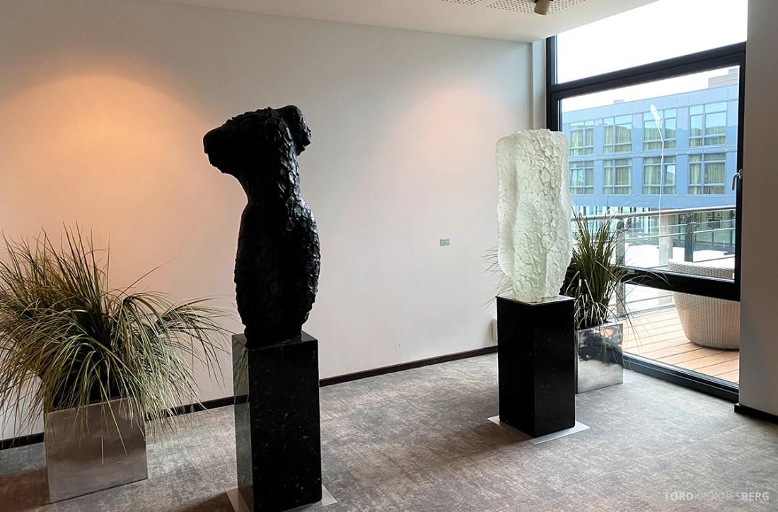 Farris Bad Larvik kunst