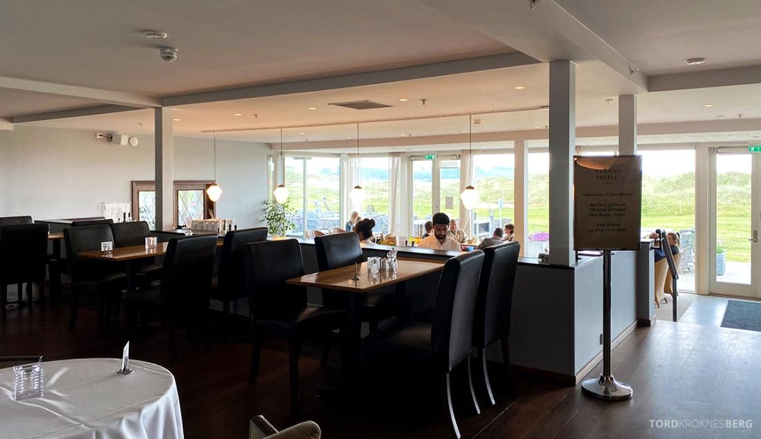 Sola Strand Hotel Stavanger Strandbaren inne