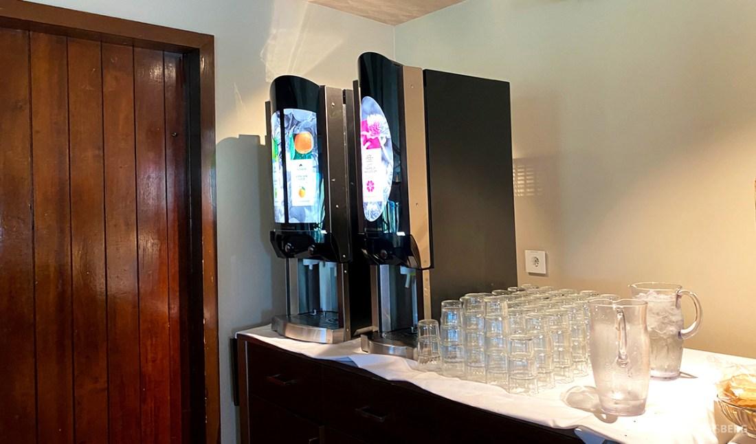 Sola Strand Hotel Stavanger frokost drikke