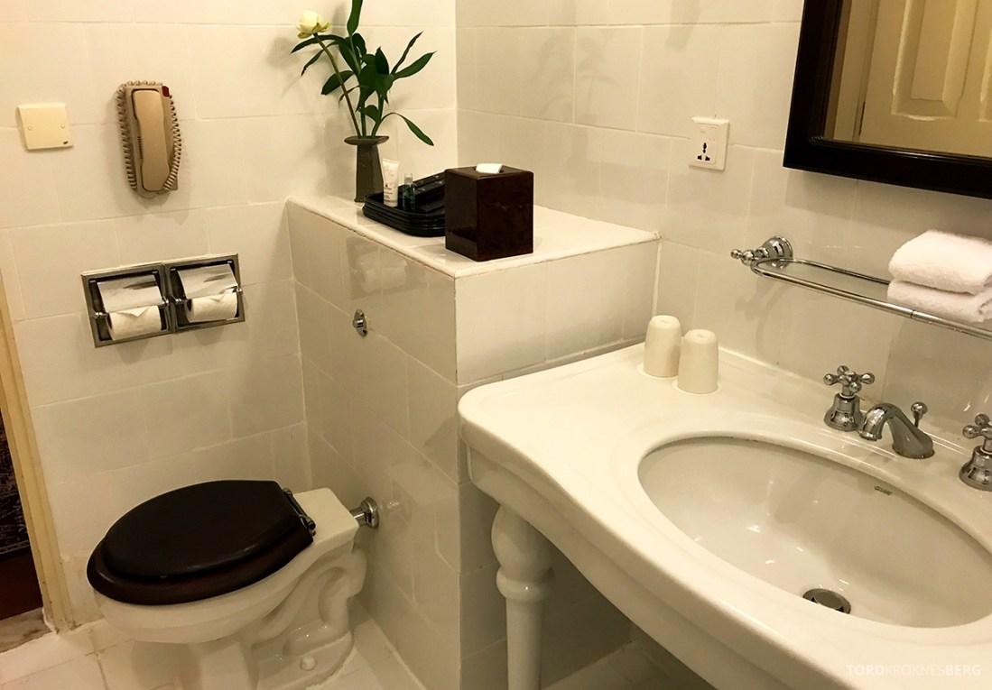 Raffles Hotel Le Royal Phnom Penh bad toalett