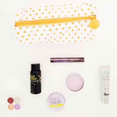 August Ipsy Glam Bag Review