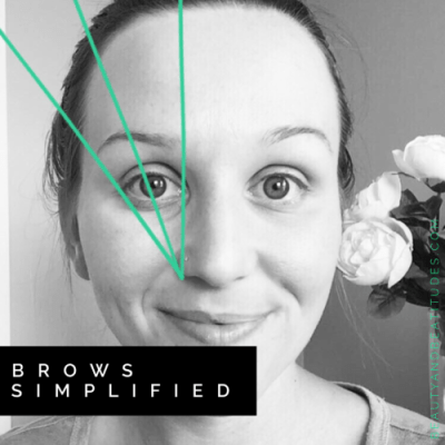 Super Easy Brow Guide