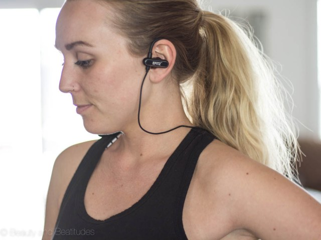 The Wireless Headphones I Use for Working Out
