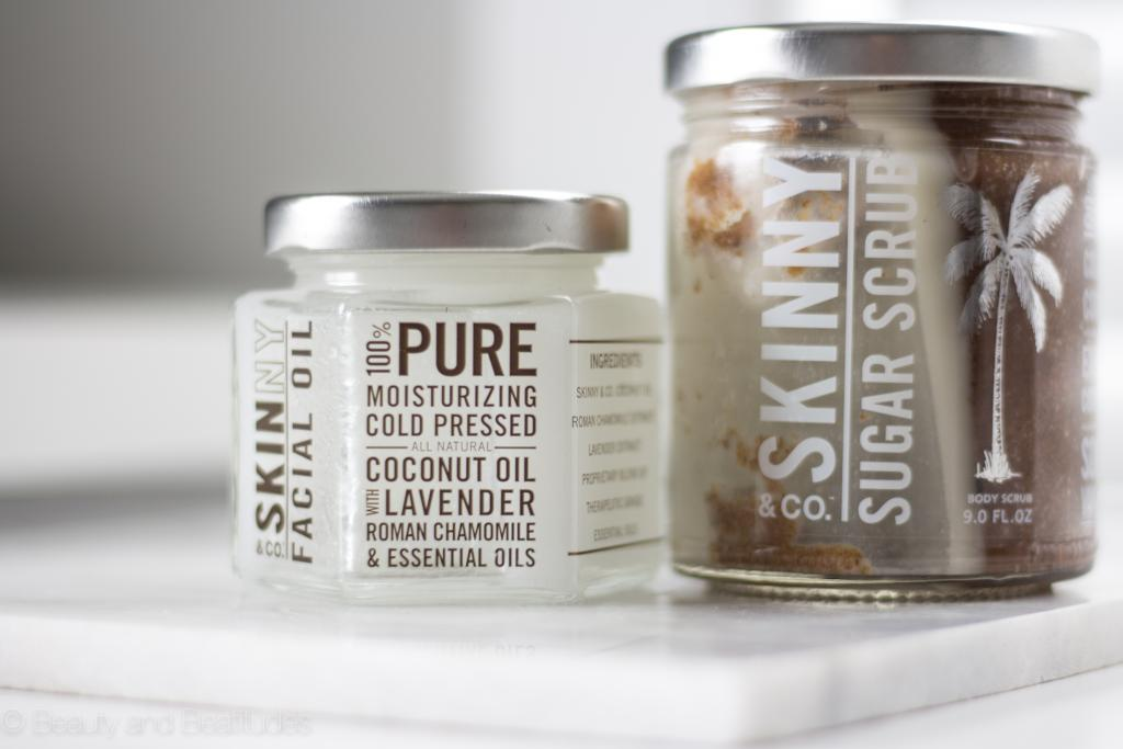 My Favorite Sugar Scrub | Skinny & Co Review