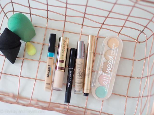 Concealer Roundup | My Current Favorites