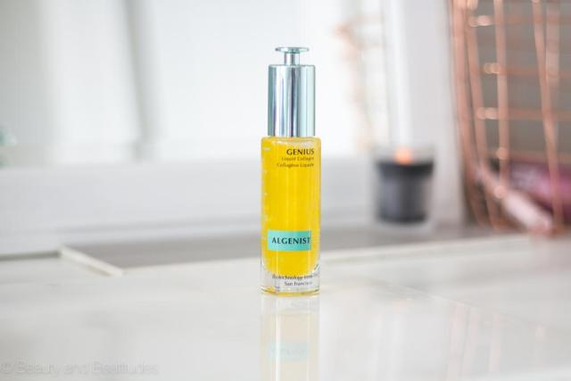 Transitioning to Fall Skincare | Algenist Liquid Collagen Review