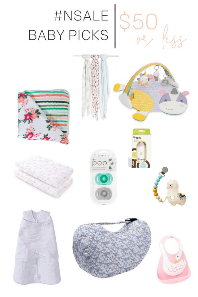 NSALE Baby Gear Picks Under $50 +Dockatot