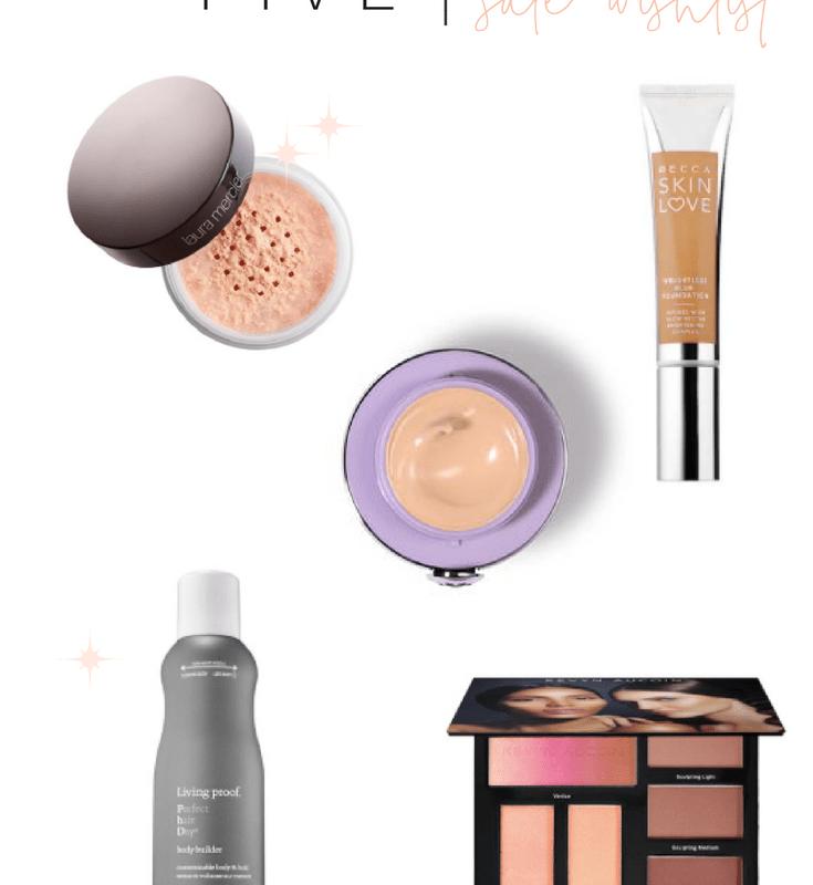 Friday 5 | Sephora Beauty Insider Appreciation Event