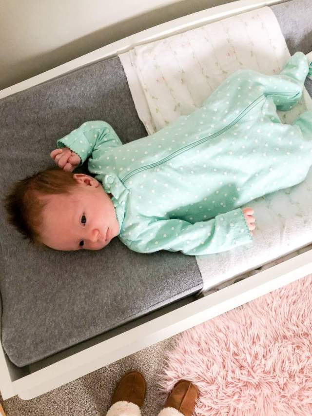 Friday 5 | Changing Table Essentials