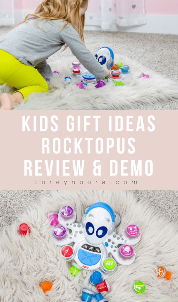 Holiday Gift Idea for Kids | Think & Learn Rocktopus™