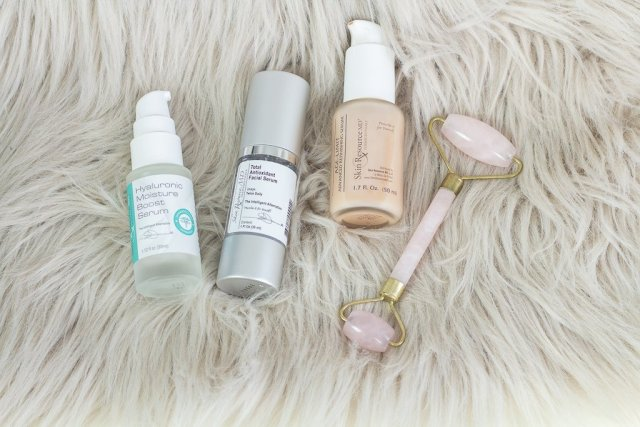 How To Use a Jade Roller +My Favorite Serums