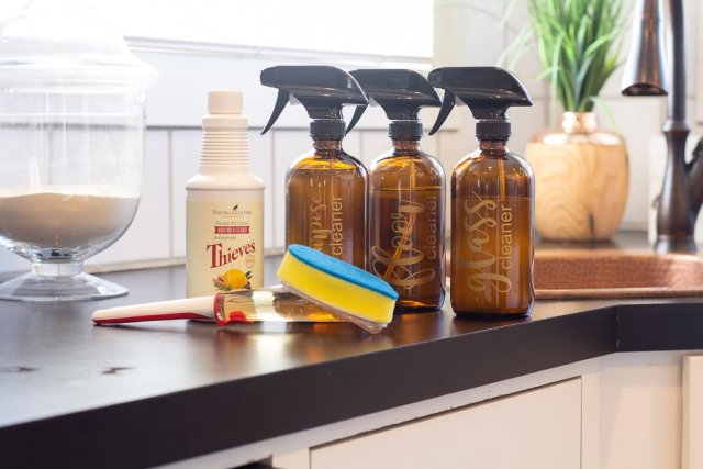 How To Spring Clean in 5 Days | Without Chemicals