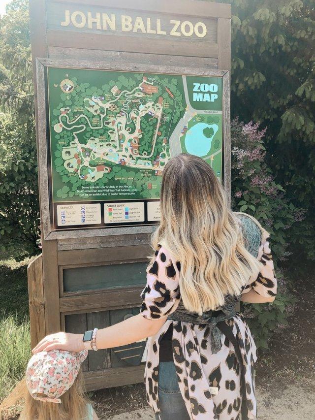 The Perfect Day Trip | John Ball Zoo