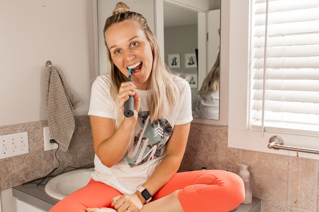 The Best Electric Toothbrush | Smile Br!lliantcariPRO™Ultrasonic Toothbrush