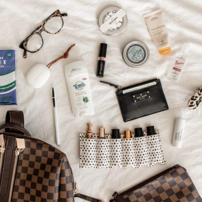 What's In My Bag | Fall 2019