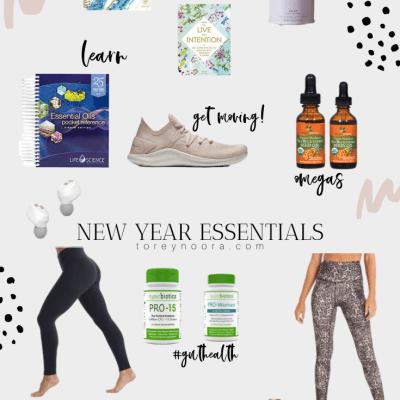 New Year Essentials