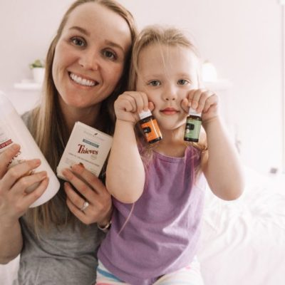 Young Living Essential Rewards Order | April 2020