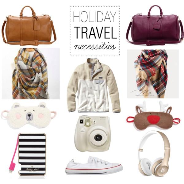 11-12 HOLIDAY TRAVEL NECESSITIES