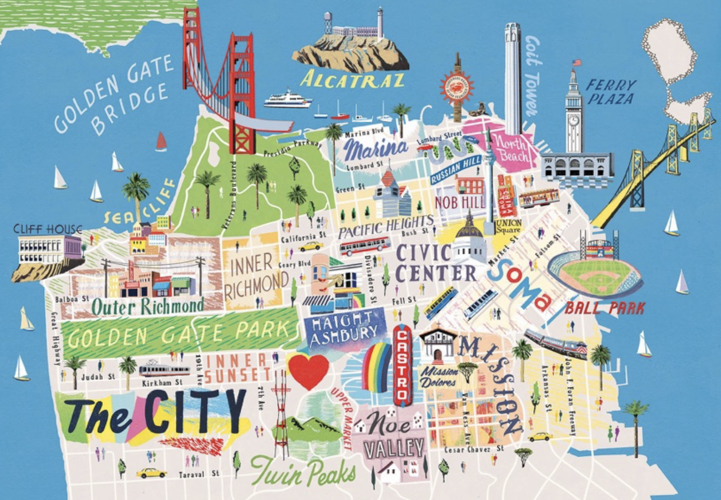 TRAVEL GUIDE SEE SAN FRANCISCO IN LESS THAN 24 HOURS Toreys