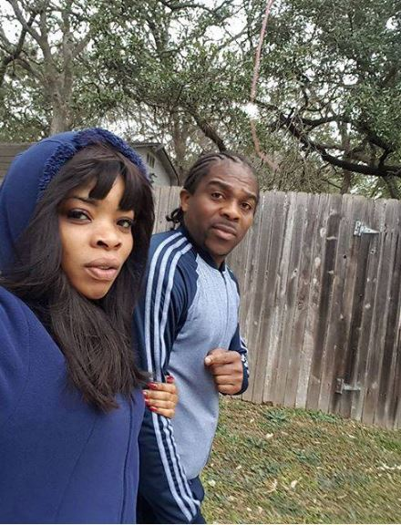 How Laura Ikeji's Fiance, Kanu Dated A Nollywood Actress And Allegedly Dumped Her