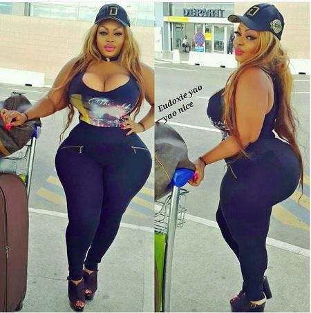 Big booty african girls