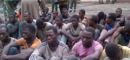 %name Over 2,300 Boko Haram Suspects Set for Closed Door Trial