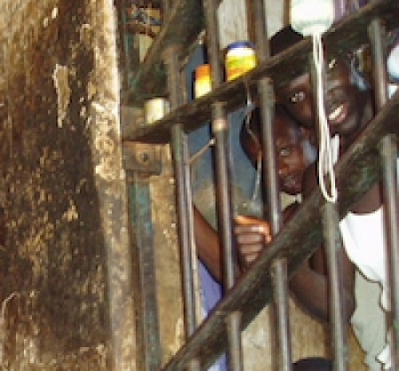 prison break Yesterday: 300 Boko Haram insurgent sect have been remanded in detention as trial get underway.
