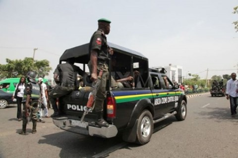 police2 Teenager Sentenced to Prison For Stealing Churchs Property in Ibadan