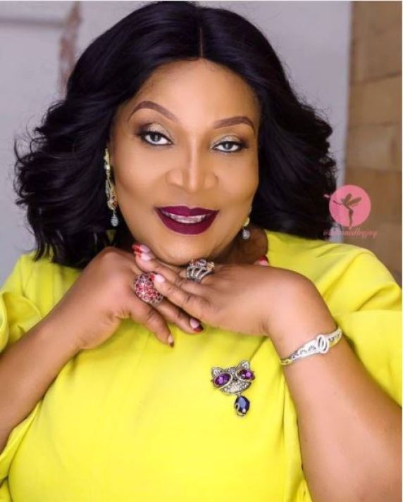 ngo8 - Nollywood Actress, Ngozi Nwosu Stuns In New Photos After Surviving Kidney Disease