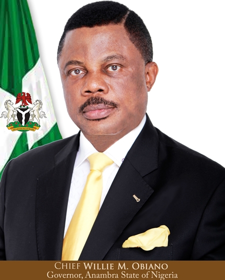 anambra governor willie obiano 1 - 13,000 Families To Receive N5,000 Monthly Stipend In Anambra State