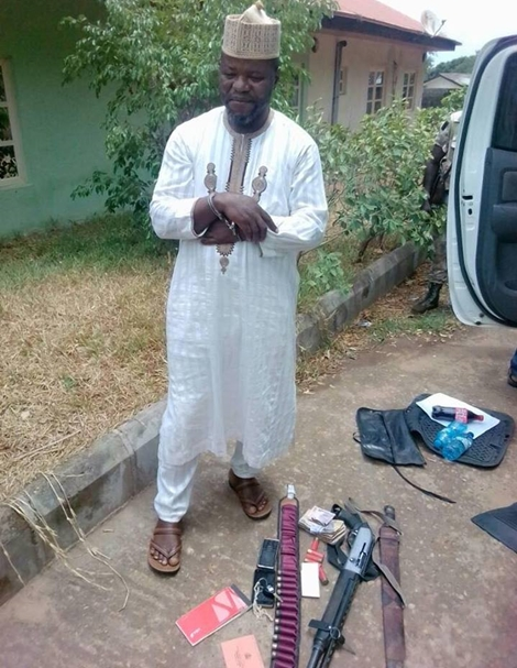 See Boko Haram Suspect Linked To Attacks In Benue Arrested.