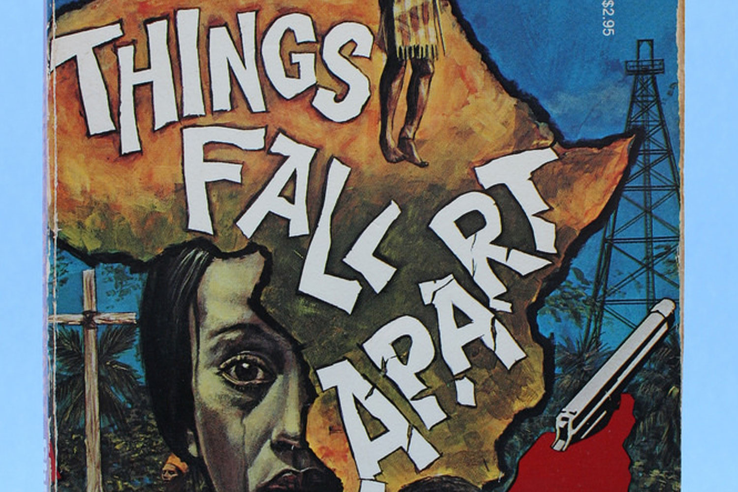 things fall apart plot diagram pioneer radio ting hot five explosive movies that were adapted from best selling