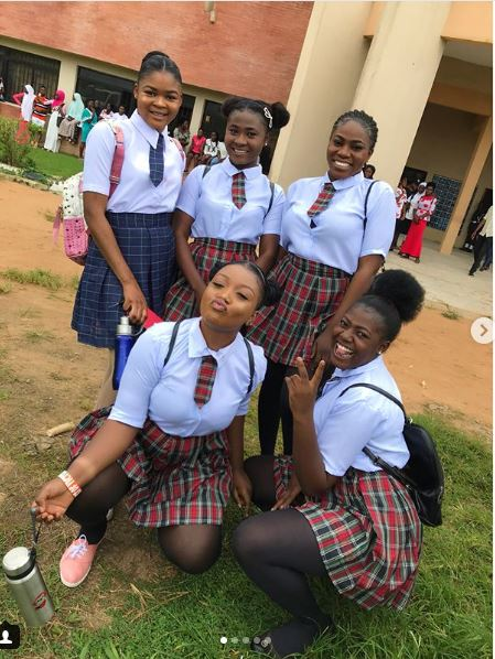 annaa2 - Checkout Alluring Photos from Graduating Students of UNIOSUN That is Breaking The Internet