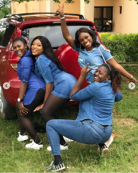 annaa7 - Checkout Alluring Photos from Graduating Students of UNIOSUN That is Breaking The Internet