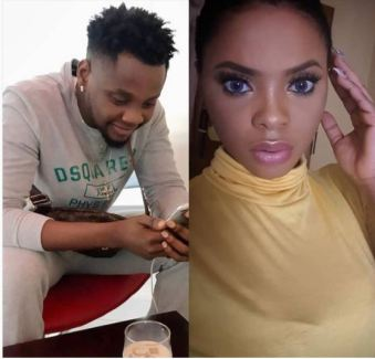 Image result for kiss daniel and chidinma