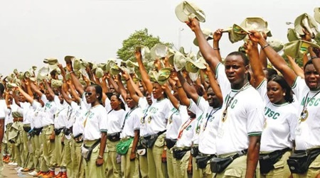 FGImpose's Sharia law On NYSC Members At Abuja Camp
