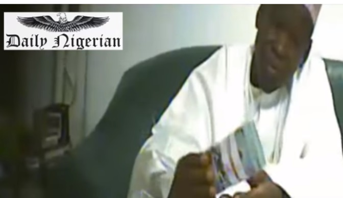 Governor Abdullahi Ganduje